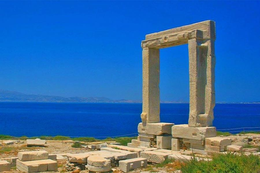 Naxos in Greece